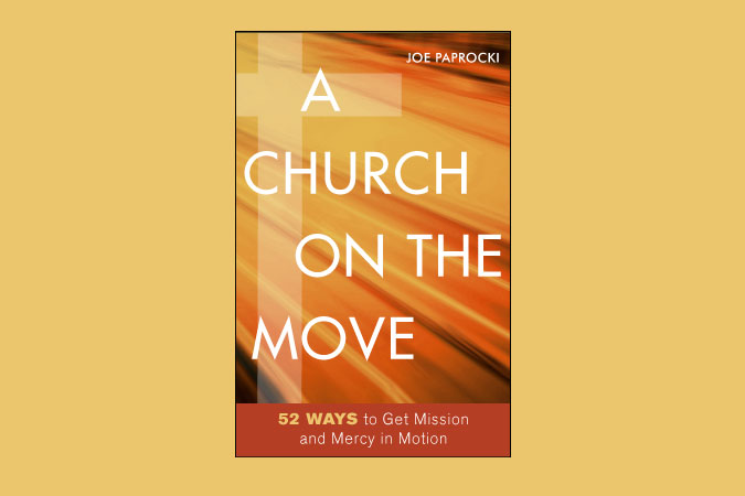 A Church on the Move by Joe Paprocki - book cover