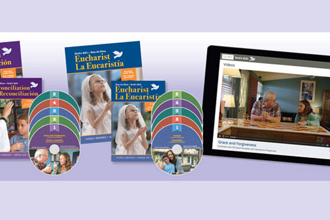 God's Gift sacramental preparation DVDs