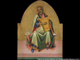 David by Lorenzo Monaco via The Metropolitan Museum of Art CC0 1.0