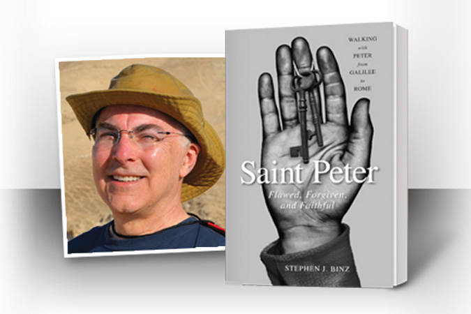 Saint Peter: Flawed, Forgiven, and Faithful by Stephen Binz