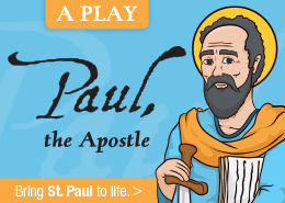 A Play: Paul, the Apostle