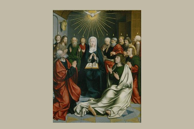 Jan Joest - Pentecost