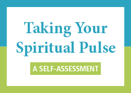 Spiritual Pulse self-assessment