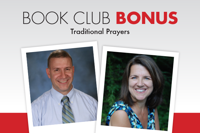 Book Club Bonus: John M. DeJak and Amy Welborn on Traditional Prayers