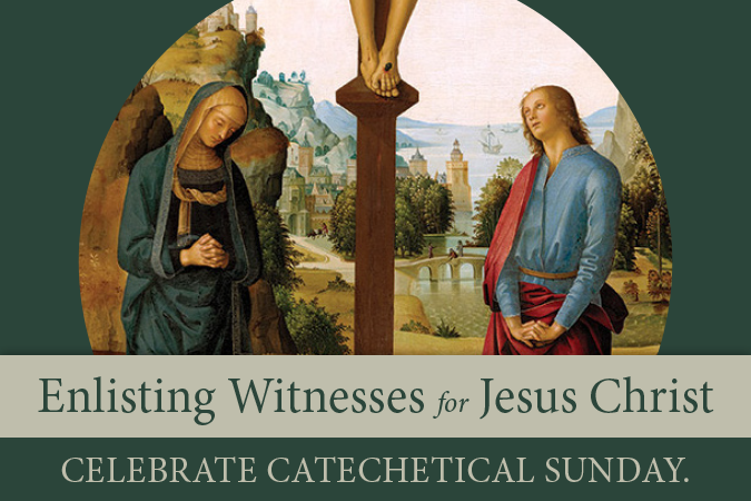 Catechetical Sunday 2018