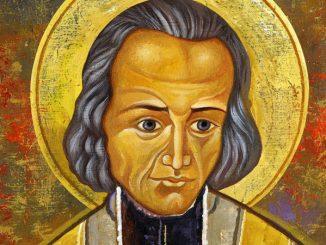 Saint John Vianney by R. Lopez