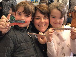 prayer sticks for family - image by Kathleen Butler