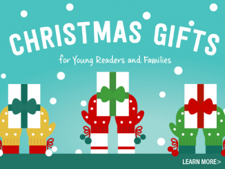 Christmas Gifts for Young Readers and Families from Loyola Press