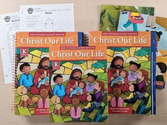 Christ Our Life Kindergarten: God Loves Us