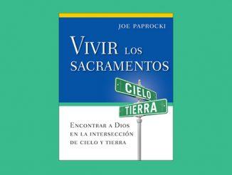 Vivir los sacramentos book cover