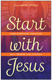 Start with Jesus by Julianne Stanz book cover