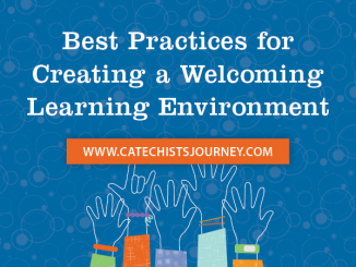 Best Practices for Creating a Welcoming Learning Environment - text with image from The Adaptive Teacher book
