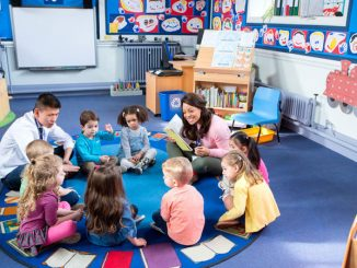 preschool story circle