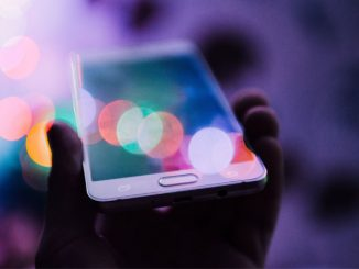 smartphone - photo by Rodion Kutsaev on Unsplash