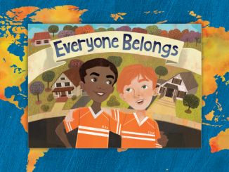 Everyone Belongs book cover