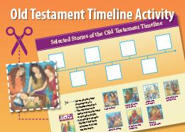 Old Testament Timeline Activity