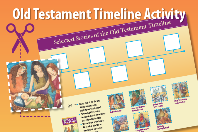 Old Testament Timeline Activity
