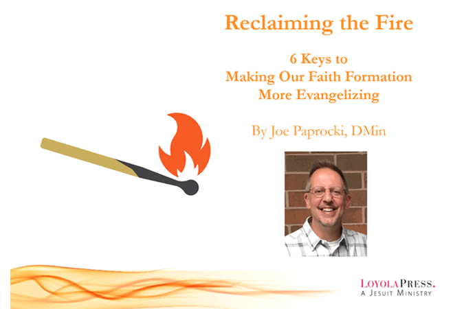 Professional Development Workshop - Reclaiming the Fire