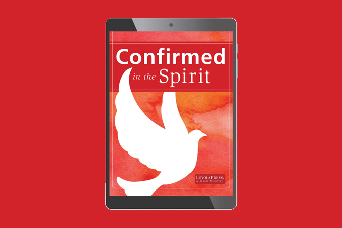 Confirmed in the Spirit digital edition cover