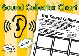 Sound Collector Chart