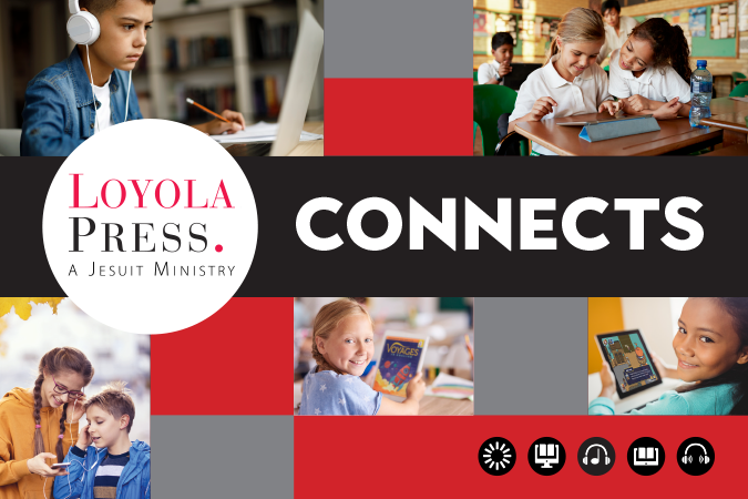 digital curriculum webinar from Loyola Press