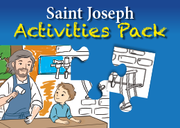 Saint Joseph Activities Pack