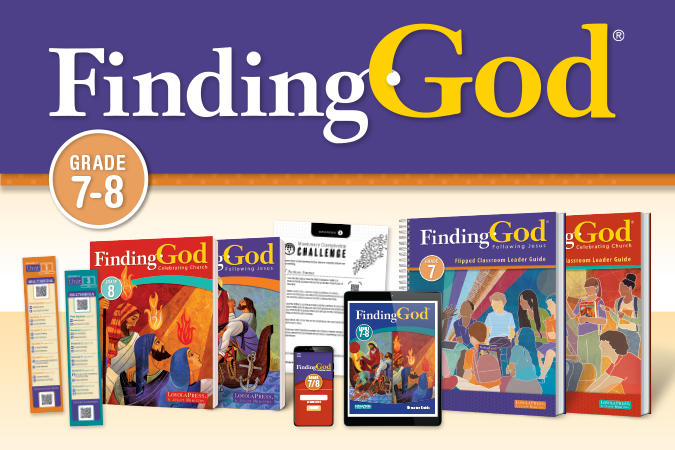 Finding God Junior High components